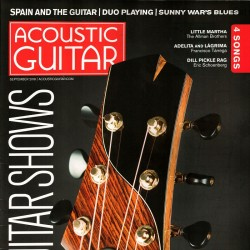 Acoustic Guitar Magazine...