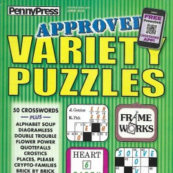 Approved Variety Puzzles...