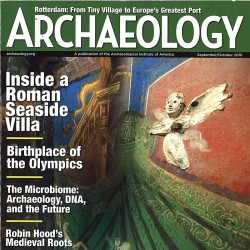 Archaeology Magazine Yearly...