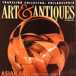 Art And Antiques Magazine...