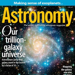 Astronomy Magazine Yearly...