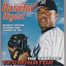 Baseball Digest Magazine...