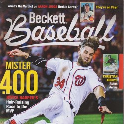 Beckett Baseball Magazine...