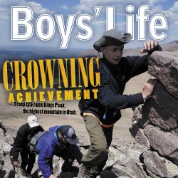 Boys Life Magazine Yearly...