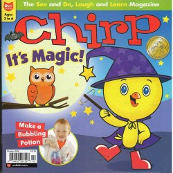 Chirp Magazine Yearly...