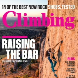 Climbing Magazine Yearly...