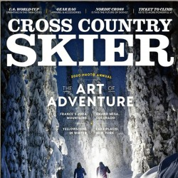 Cross Country Skier...