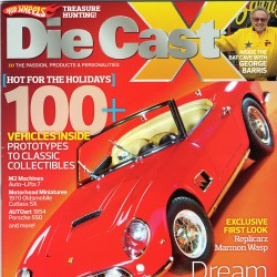 Die Cast X Magazine Yearly...