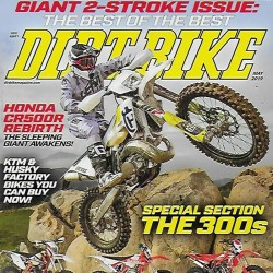 Dirt Bike Magazine Yearly...