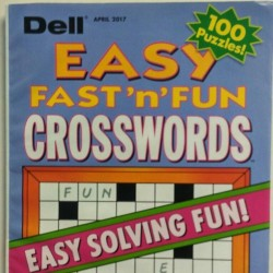 Easy Fast N Fun Crossword...