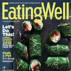 Eating Well Magazine Yearly...
