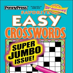 Favorite Easy Crosswords...