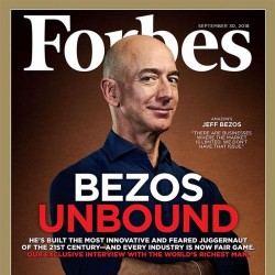 Forbes Magazine Yearly...