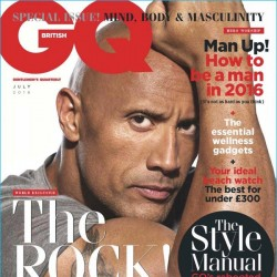 GQ Magazine Yearly...