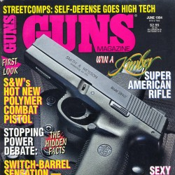 Guns Magazine Yearly...