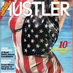 Hustler Magazine Yearly...