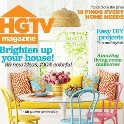 Hgtv Magazine Yearly...