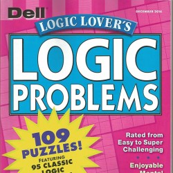 Logic Lovers Logic Problems...