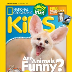 NATIONAL GEOGRAPHIC KIDS...