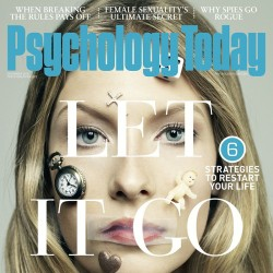 Psychology Today Magazine...