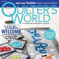 Quilters World Magazine...
