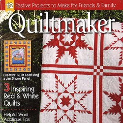 Quiltmaker Magazine Yearly...