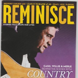 Reminisce Magazine Yearly...