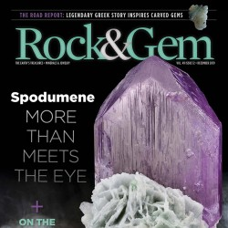 Rock And Gem Magazine...