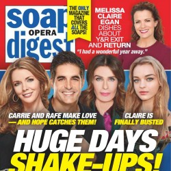Soap Opera Digest Magazine...