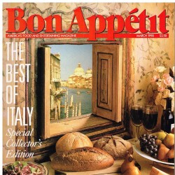 Bon Appetit Magazine Yearly...