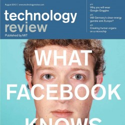 Technology Review Magazine...