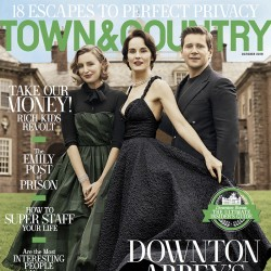 Town And Country Magazine...