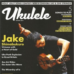 Ukulele Magazine Yearly...