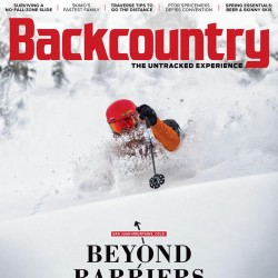 Backcountry Magazine Yearly...
