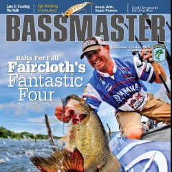 Bassmaster Magazine Yearly...