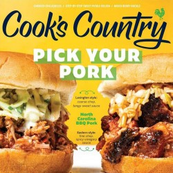 Cooks Country Magazine...