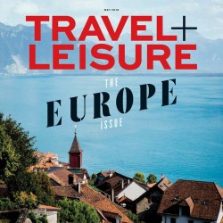 Travel+Leisure Magazine...