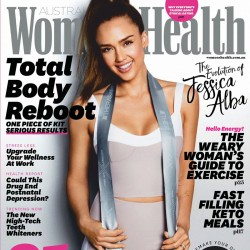Womens Health Magazine...