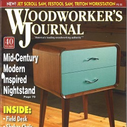 Woodworkers Journal...