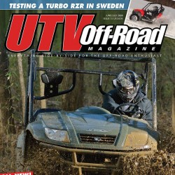 Atv Utv Action Magazine...