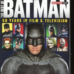 Batman Magazine Yearly...
