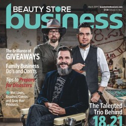 BEAUTY STORE BUSINESS MAGAZINE