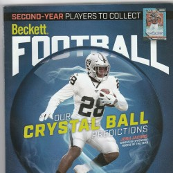 Beckett Football Magazine...