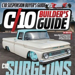 C10 Builders Guide Magazine...