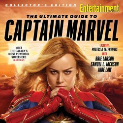 Captain Marvel Magazine...