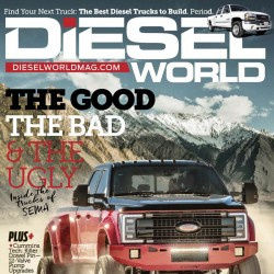 Diesel World Magazine...