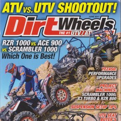 Dirt Wheels Magazine Yearly...