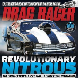 Drag Racer Magazine Yearly...