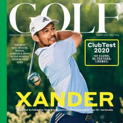 Golf Magazine Yearly...