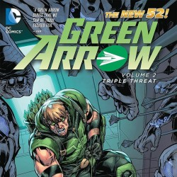 Green Arrow [Comic]...